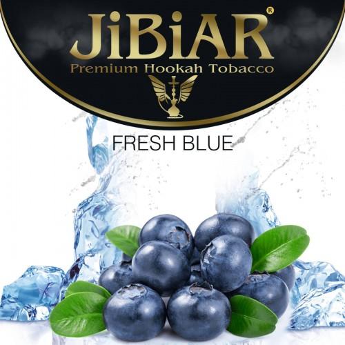 Табак Jibiar Fresh blue (Cвежая черника) - 100 гр