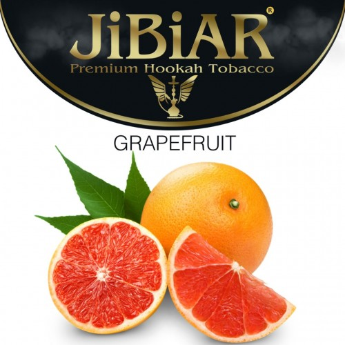 Табак Jibiar Grapefruit (Грейпфрут) - 100 грамм
