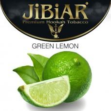 Табак Jibiar Green Lemon ( Зеленый Лимон) - 100 грамм