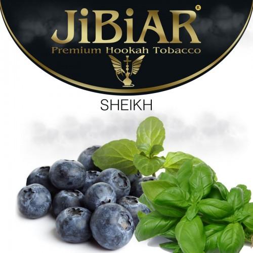 Табак Jibiar Sheikh (Шейх) - 100 грамм
