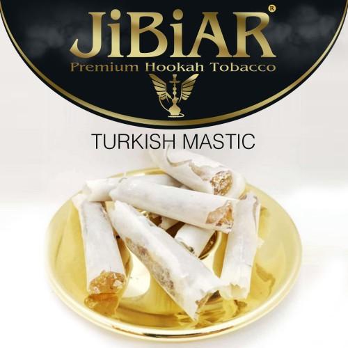 Табак Jibiar Turcish Mastic (турецкая жвачка) - 100 грамм