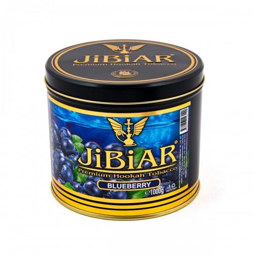 Табак Jibiar Blueberry ( Черника)  - 1 кг