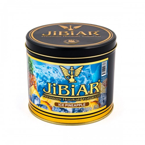 Табак Jibiar Ice Pineapple (Лед Ананас)  - 1 кг