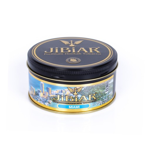 Табак Jibiar Miami (Майами) - 250 грамм