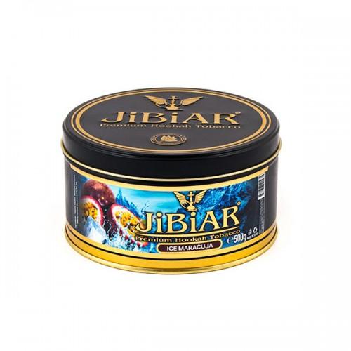 Табак Jibiar Ice Maracuja (Ледяная Маракуйя) - 500 грамм