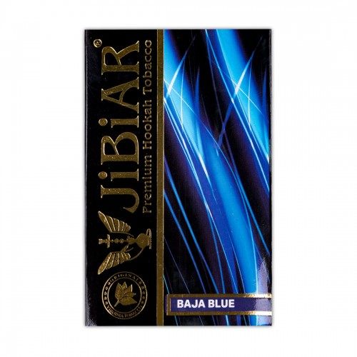 Табак Jibiar Baja Blue (Баджа Блу) - 50 грамм