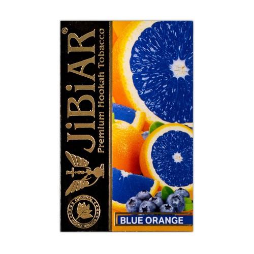 Табак Jibiar Blue Orange (Голубой Апельсин) - 50 грамм