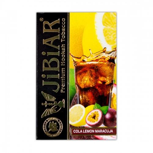 Табак Jibiar Cola Lemon Maracuja (Кола Маракуйя с Лимоном) - 50 грамм
