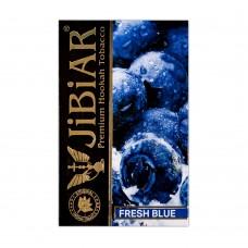 Табак Jibiar Fresh Blue (Cвежая Черника) - 50 грамм