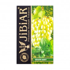 Табак Jibiar Grape Mint (Грейп Минт) - 50 грамм