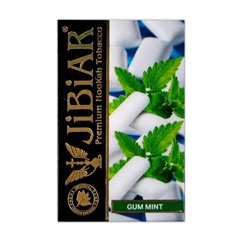 Табак Jibiar Gum Mint (Жвачка Мята) - 50 грамм