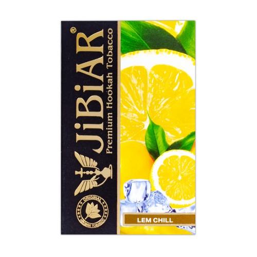 Табак Jibiar Lem Chill (Лимонный Холод) - 50 грамм