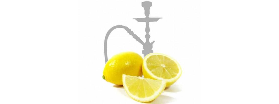 Кальян на лимоне