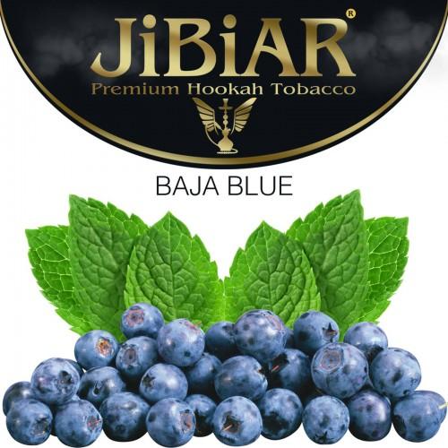 Табак Jibiar Baja Blue (Баджа Блу) - 100 грамм