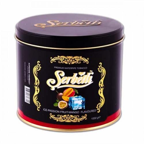 Табак Serbetli Лед Маракуйя Манго - 1 кг