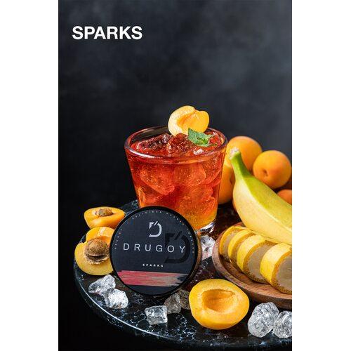 Табак Drugoy Sparks (Искры) - 100 грамм
