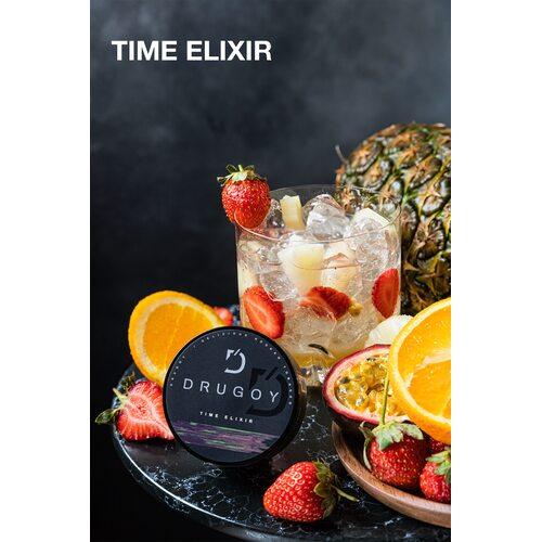 Табак Drugoy Time Elixir (Эликсир Времени) - 100 грамм