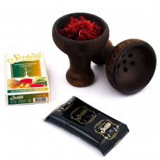 Табак Serbetli Запечёны Ягоды - 50 грамм