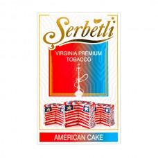 Табак Serbetli Американский Пирог - 50 грамм