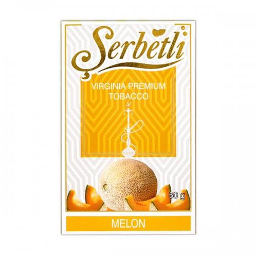 Табак Serbetli Дыня - 50 грамм