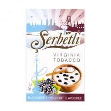 Табак Serbetli Ежевичный Йогурт - 50 грамм