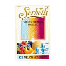 Табак Serbetli Лед Дыня Ягоды - 50 грамм