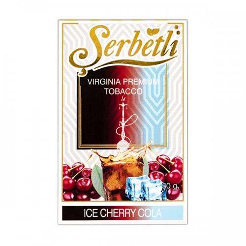 Табак Serbetli Лед Кола Вишня - 50 грамм