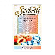 Табак Serbetli Лед Персик - 50 грамм