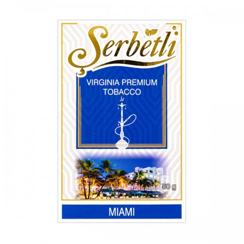 Табак Serbetli Майями - 50 грамм