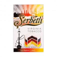 Табак Serbetli Немецкий Пирог - 50 грамм