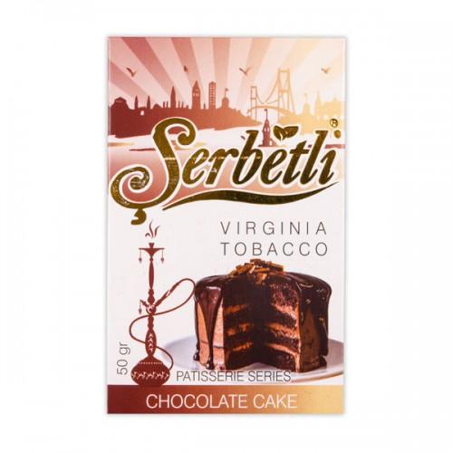 Табак Serbetli Шоколадный Пирог - 50 грамм