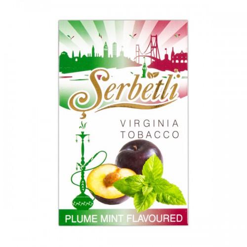Табак Serbetli Слива Мята - 50 грамм