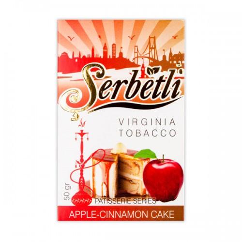 Табак Serbetli Яблочный Пирог с Корицей - 50 грамм