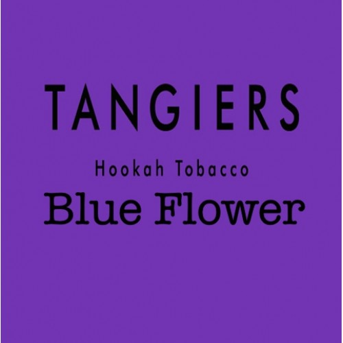 Табак Tangiers Burley Blue Flower 12 (Синий Цветок) - 250 грамм