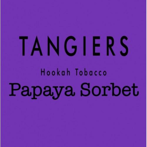 Табак Tangiers Burley Papaya Sorbet  118 ( Сорбет из Папаи) - 250 грамм