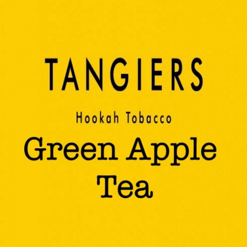 Табак Tangiers Noir Green Apple Tea 54 (Чай с Зеленым Яблоком) - 250 грамм
