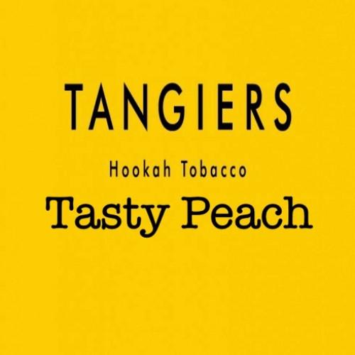 Табак Tangiers Noir Tasty Peach 56 (Вкусный Персик) - 250 грамм
