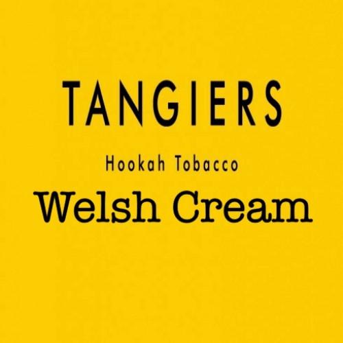 Табак Tangiers Noir Welsh Cream 58 (Уэльский Крем)- 250 грамм