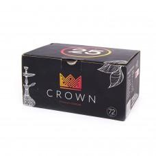 Уголь кокосовый Crown 1кг (72 шт)